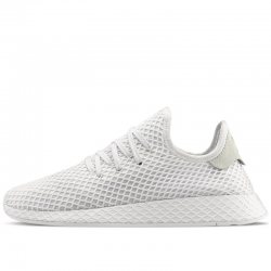 "Кроссовки Adidas Deerupt Runner ""All White"""