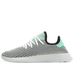 "Кроссовки Adidas Deerupt Runner ""Black/White/Mint"""