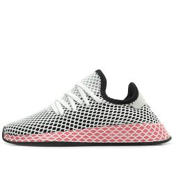 "Кроссовки Adidas Deerupt Runner ""Black/White/Red"""