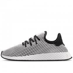 "Кроссовки Adidas Deerupt Runner ""Black/White"""