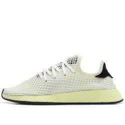 "Кроссовки Adidas Deerupt Runner ""Cream/Yellow"""