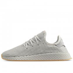 "Кроссовки Adidas Deerupt Runner ""Light Grey/Gum"""