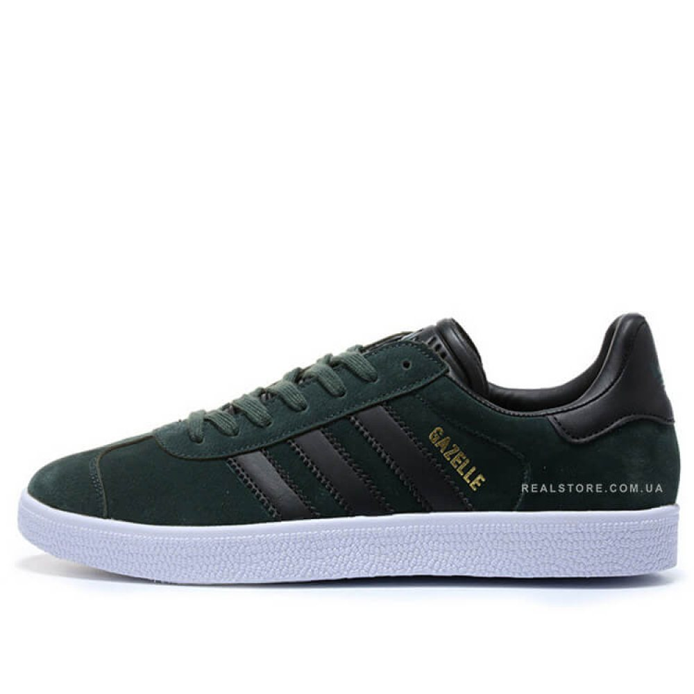 "Кроссовки Adidas Gazelle ""Dark Green"""