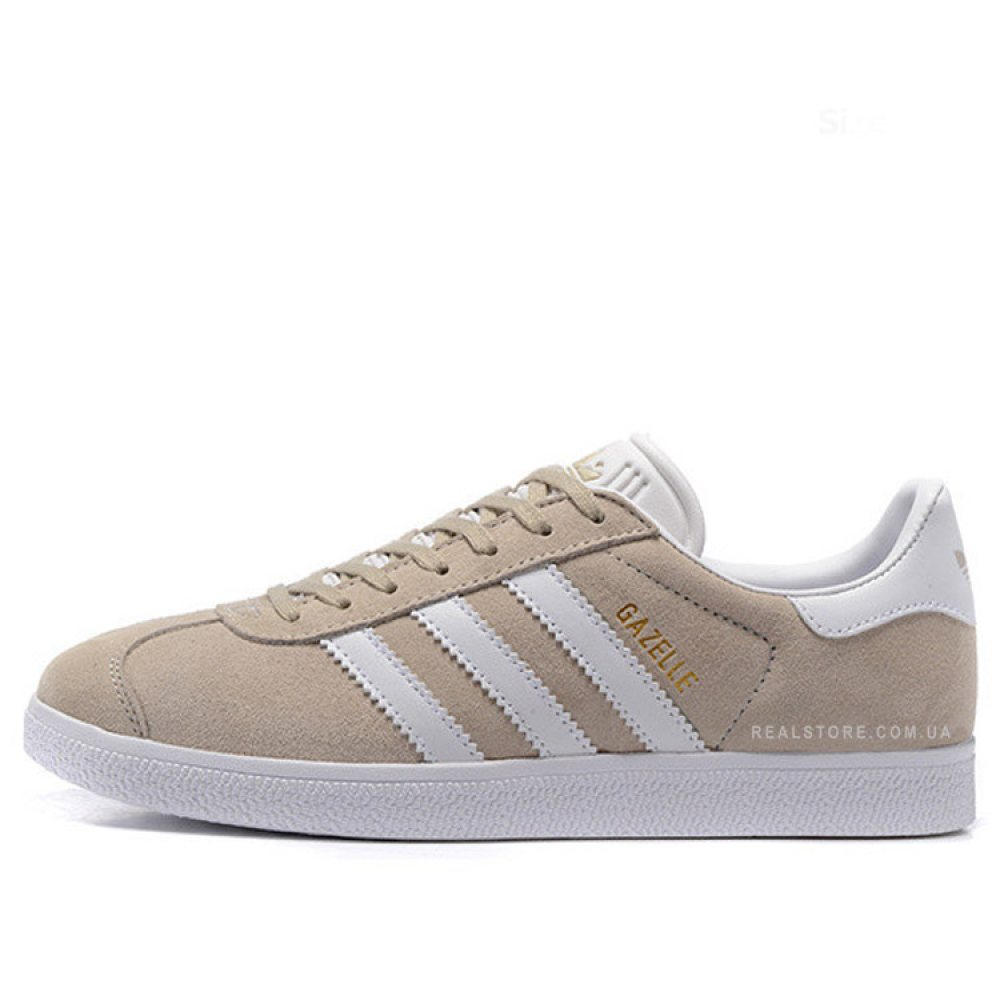 "Кроссовки Adidas Gazelle ""Light Bone"""