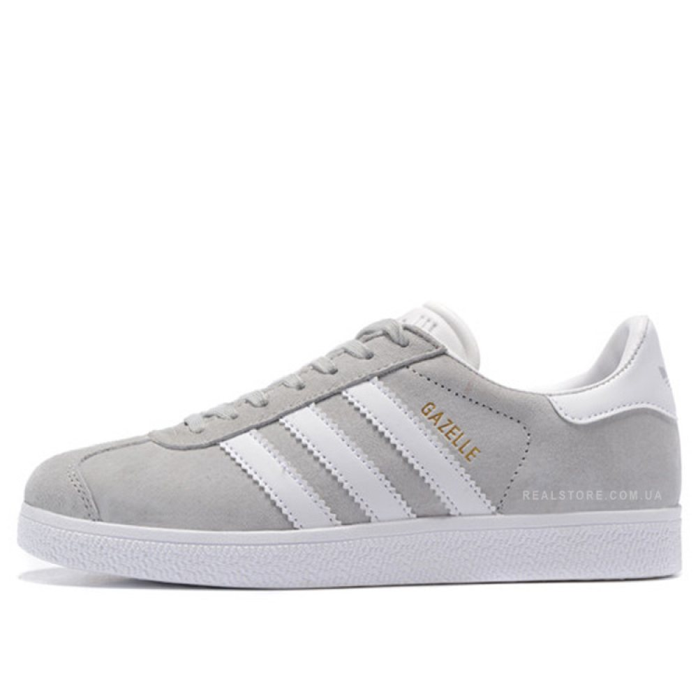 "Кроссовки Adidas Gazelle ""Light Grey"""