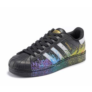 "Кроссовки Adidas Superstar Pride Pack ""Black"""