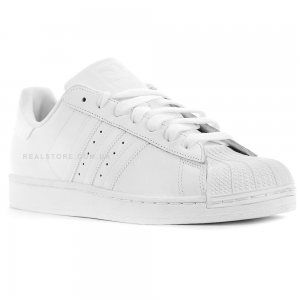 "Кроссовки Adidas Superstar ""Triple White"""