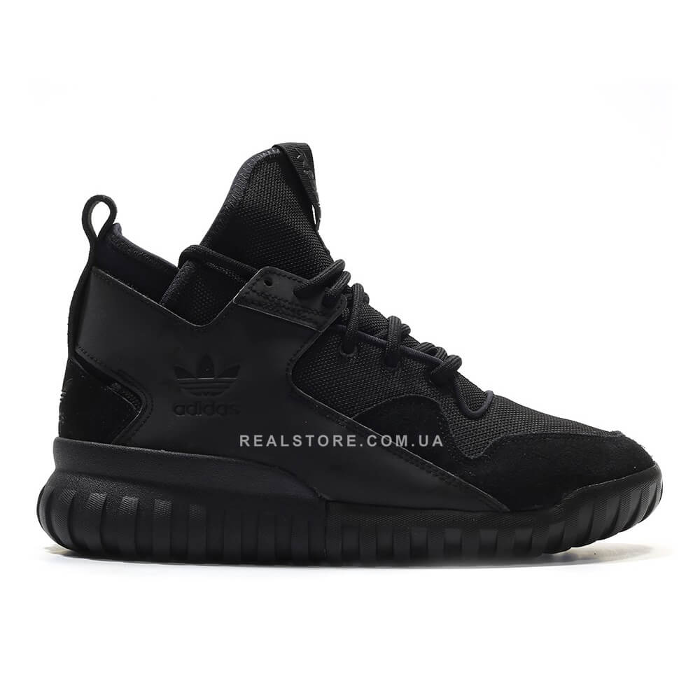 "Кроссовки Adidas Tubular X ""Core Black"""