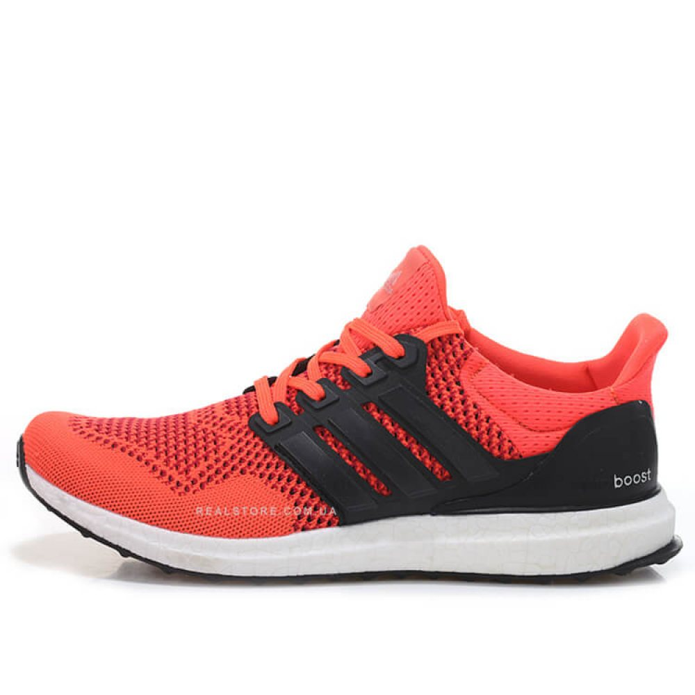 "Кроссовки Adidas Ultra Boost 1.0 ""Red/Black"""