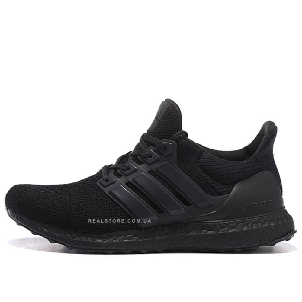 "Кроссовки Adidas Ultra Boost 2.0 ""All Black"""
