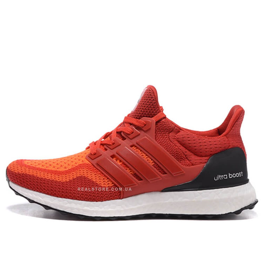 """Кроссовки Adidas Ultra Boost 2.0 """"Core Red"""""""