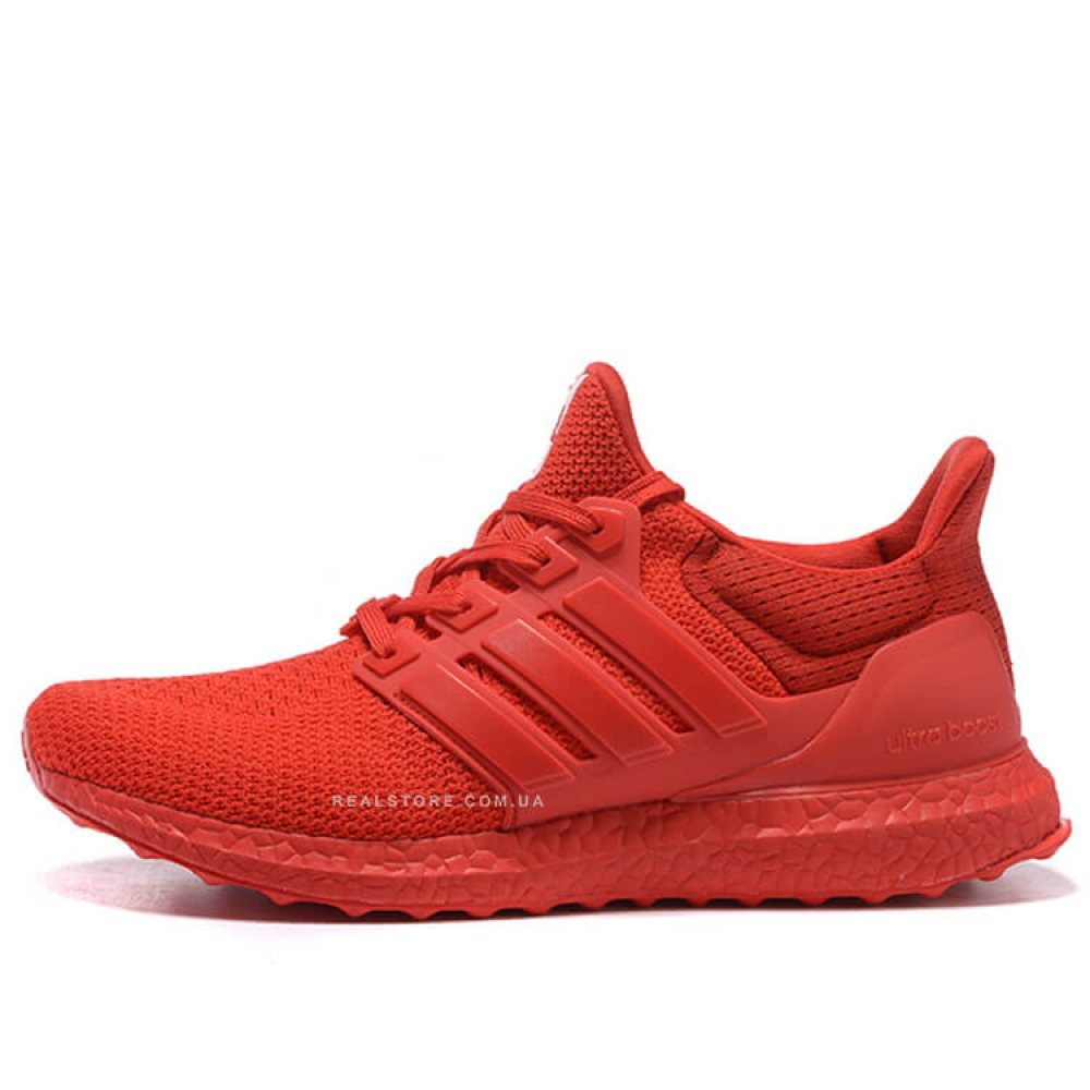 "Кроссовки Adidas Ultra Boost 2.0 ""Triple Red"""