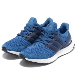 "Кроссовки Adidas Ultra Boost 3.0 ""Blue/White"""