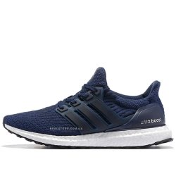"Кроссовки Adidas Ultra Boost 3.0 ""Navy/White"""