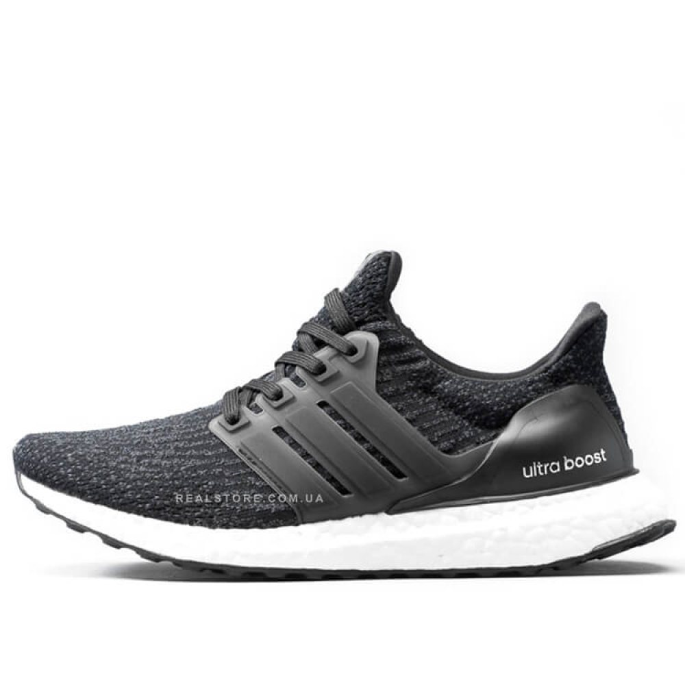 "Кроссовки Adidas Ultra Boost 3.0 ""Black/White"""