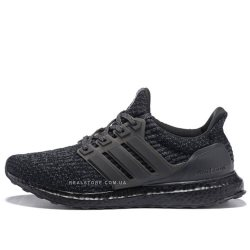 "Кроссовки Adidas Ultra Boost 3.0 ""Triple Black"""