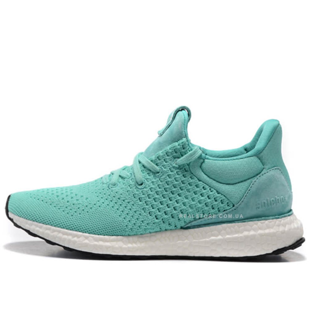 "Кроссовки Adidas Ultra Boost Uncaged x Solebox ""Mint"""