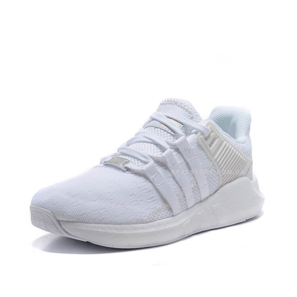 "Кроссовки Adidas EQT Support 93/17 Boost ""All White"""