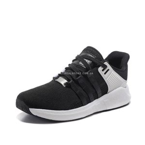 "Кроссовки Adidas EQT Support 93/17 Boost ""Core Black/White"""
