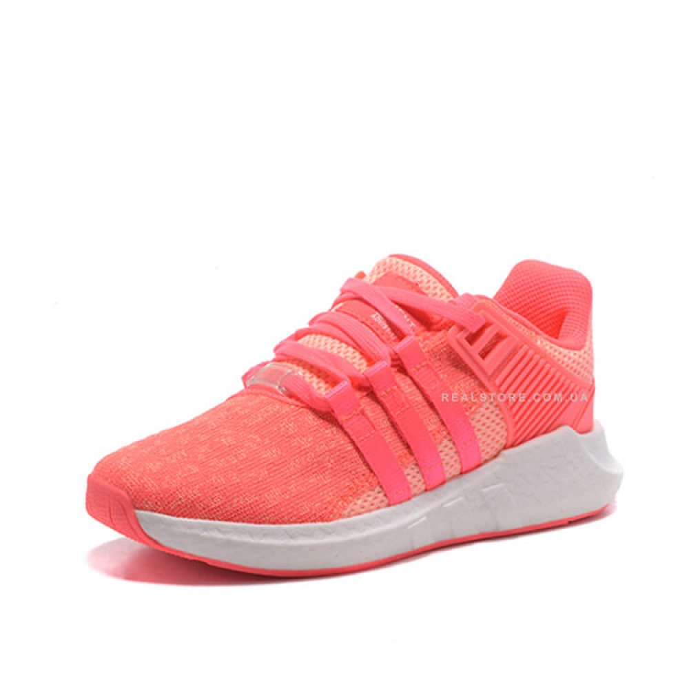 """Кроссовки Adidas EQT Support 93/17 Boost """"Pink/White"""""""