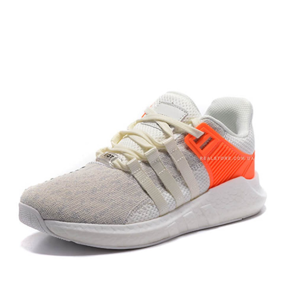 "Кроссовки Adidas EQT Support 93/17 Boost ""White/Orange"""