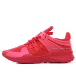 "Кроссовки Adidas EQT Support ADV Primeknit ""All Red"""