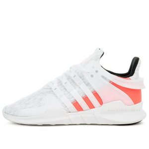 "Кроссовки Adidas EQT Support ADV Primeknit ""White/Turbo Red"""