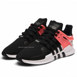 "Кроссовки Adidas Equipment Support ADV ""Black/Turbo Red"""