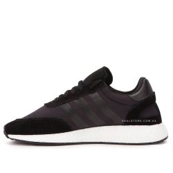 "Кроссовки Adidas Iniki Runner Boost ""Core Black"""