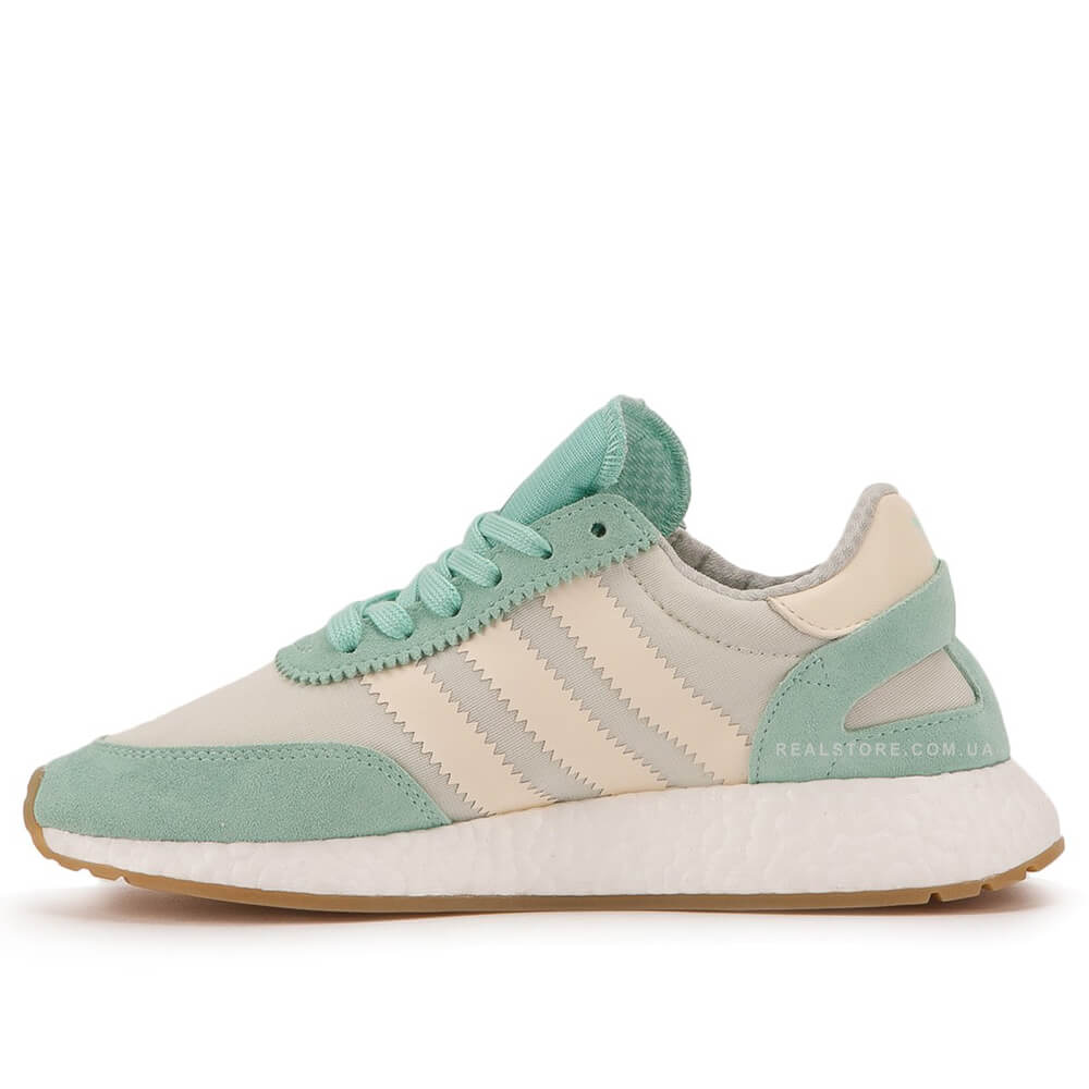 "Кроссовки Adidas Iniki Runner Boost ""Mint/White"""