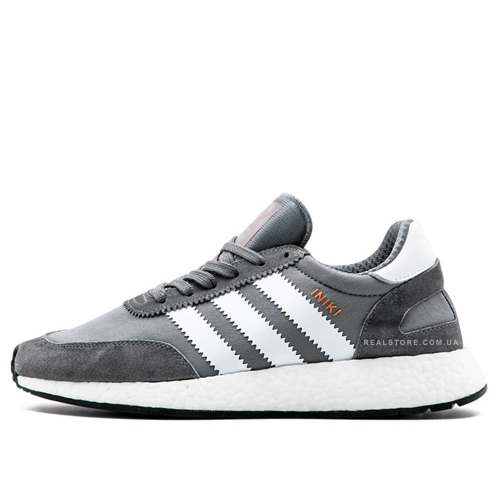 "Кроссовки Adidas Iniki Runner Boost ""Vista Grey"""