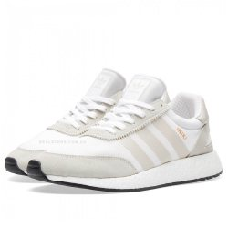 "Кроссовки Adidas Iniki Runner Boost ""White/Grey"""