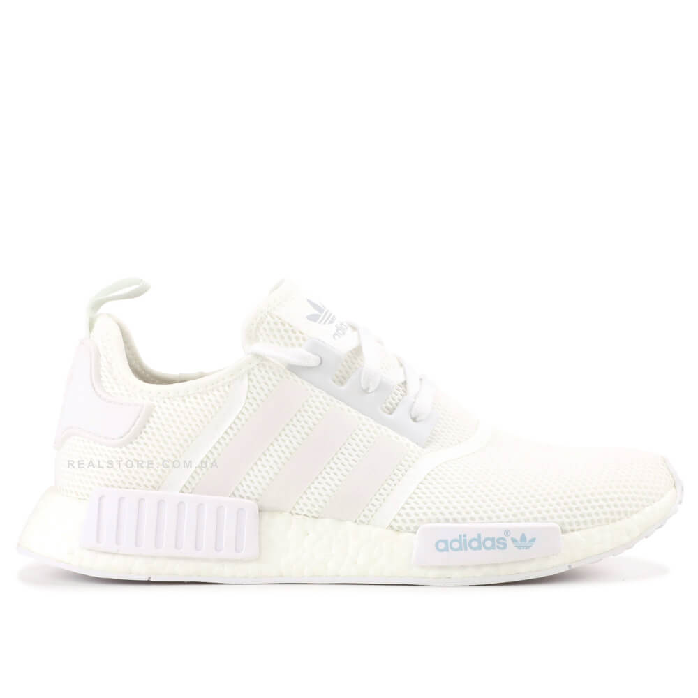 "Кроссовки Adidas NMD Runner ""All White"""