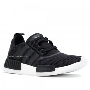 "Кроссовки Adidas NMD Runner ""Black/White"""