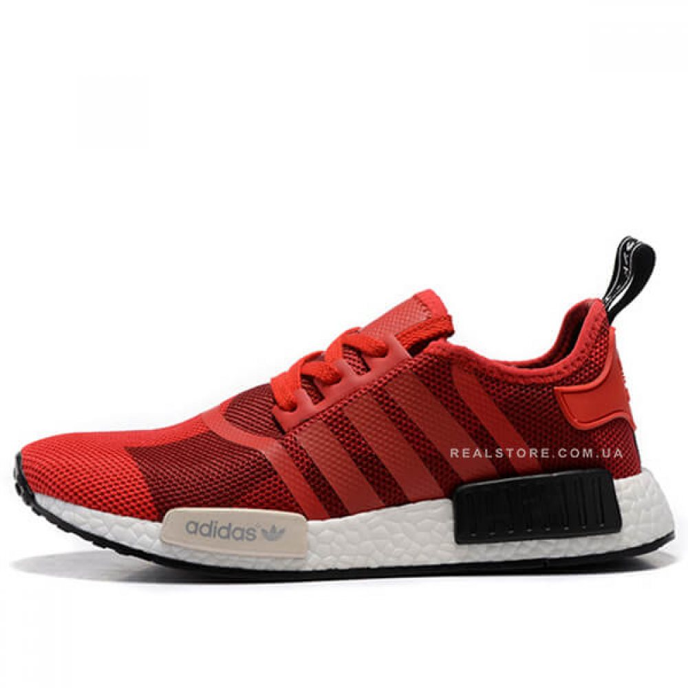 """Кроссовки Adidas Nomad R1 """"Core Red"""""""