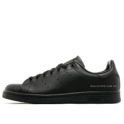 "Кроссовки Adidas Stan Smith Leather ""All Black"""