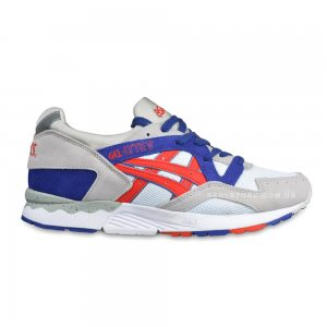 "Кроссовки Asics Gel Lyte 5 ""Gray/Blue/Red"""