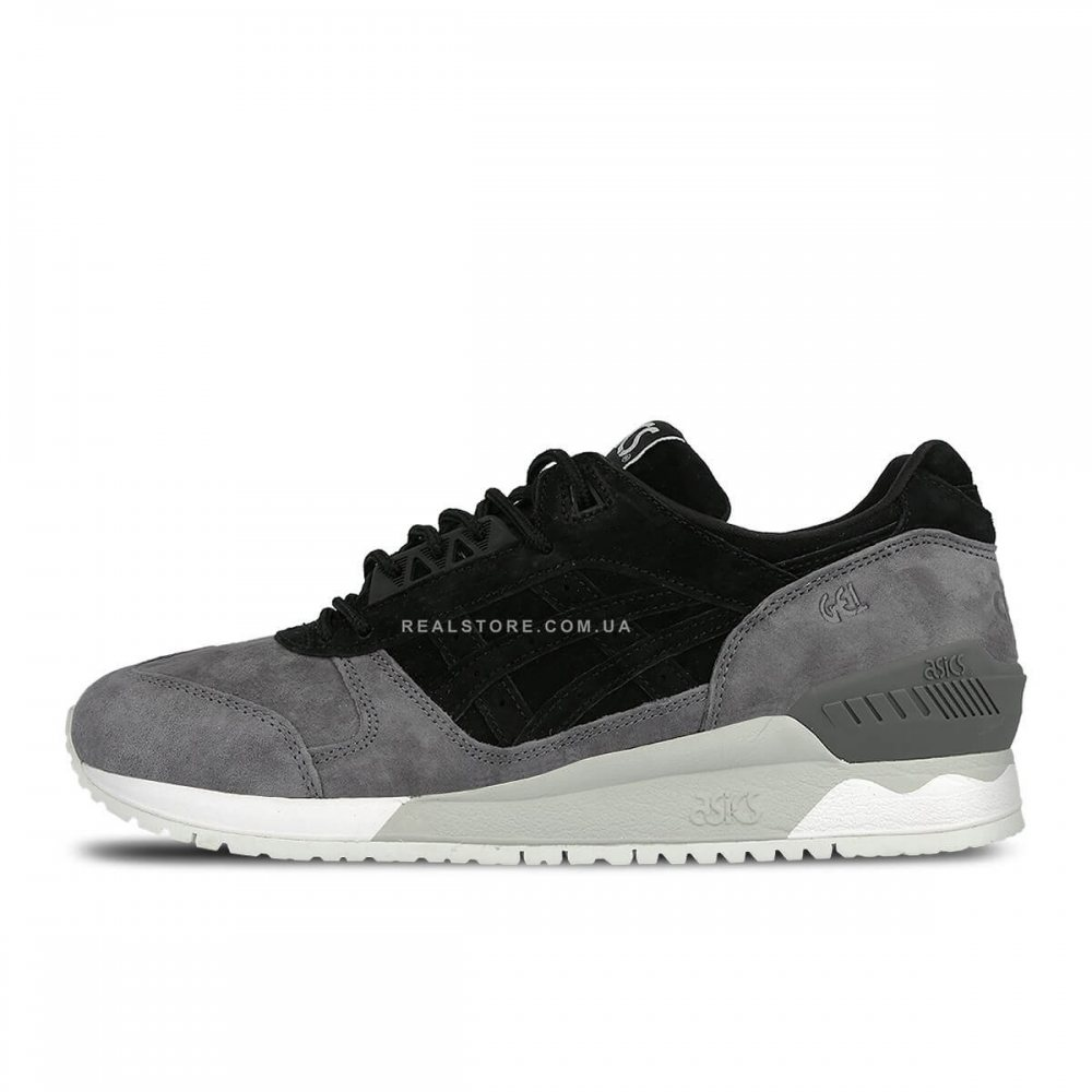 "Кроссовки Asics Gel Respector Moon Crater Pack ""Gray/Black"""