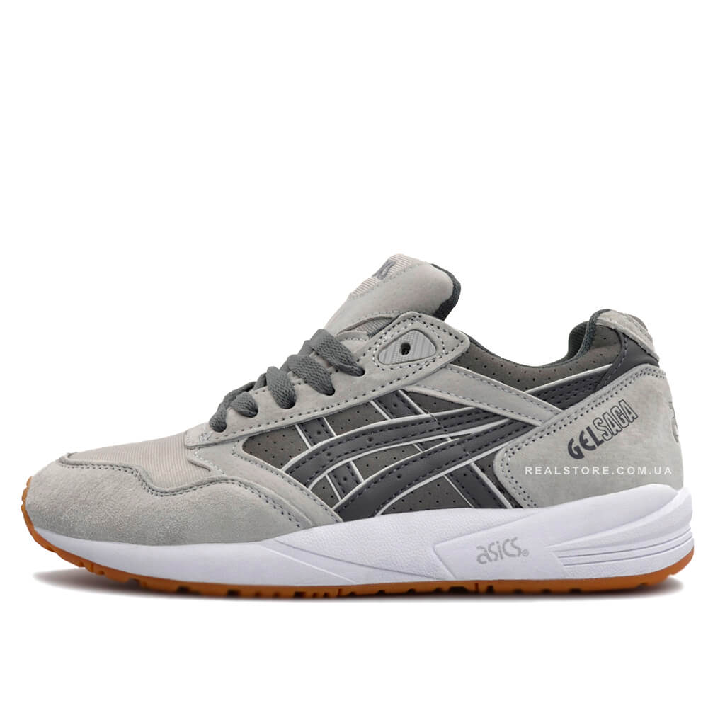 "Кроссовки Asics Gel Saga H5A2L-1311 ""Gray/White"""