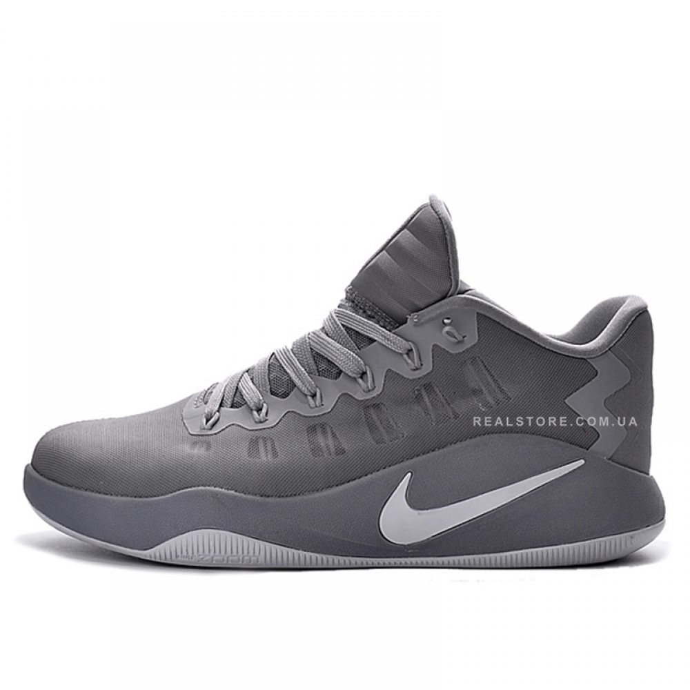 "Кроссовки Nike Hyperdunk 2016 Low ""Grey"""
