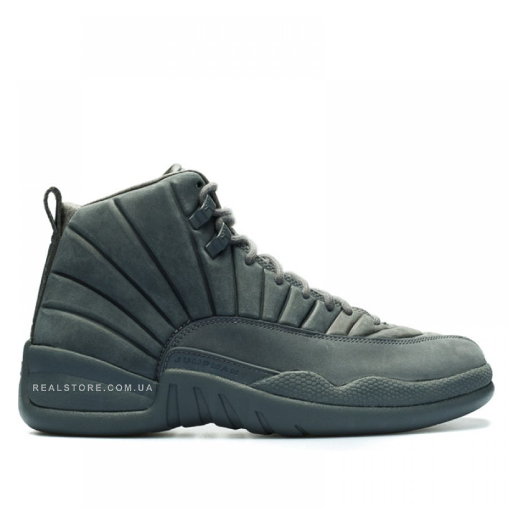 "Кроссовки Nike Air Jordan 12 Retro PSNY ""Grey"""