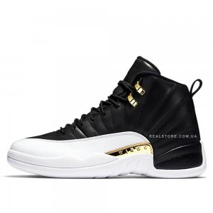 "Кроссовки Nike Air Jordan 12 Retro Wings ""Black/White"""