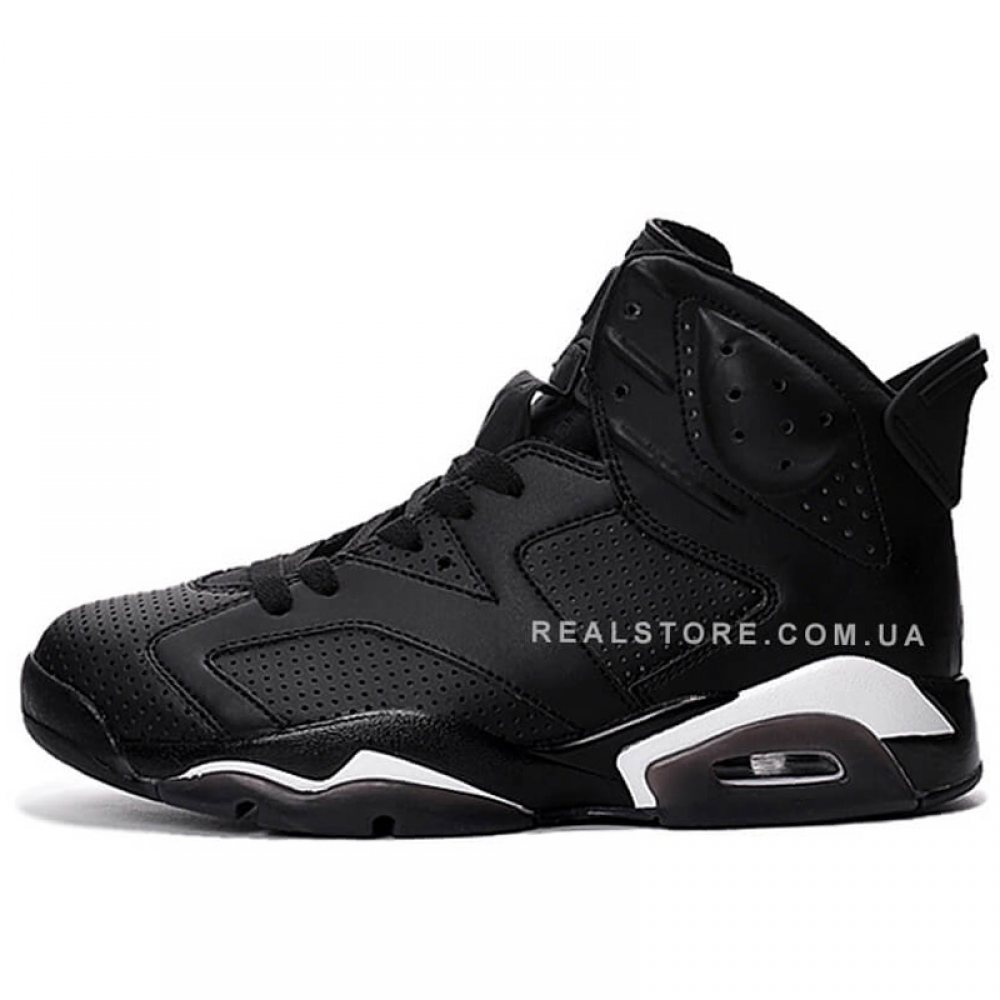 "Кроссовки Nike Air Jordan Retro 6 ""Black Cat"""
