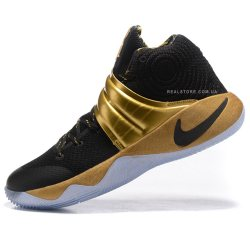 "Кроссовки Nike Kyrie 2 ""Black/Gold"""