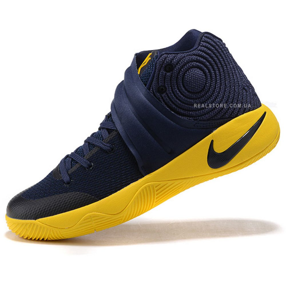 "Кроссовки Nike Kyrie 2 ""Blue/Yellow"""