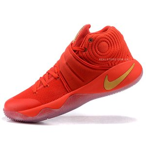 "Кроссовки Nike Kyrie 2 ""Red/Gold/Ice"""