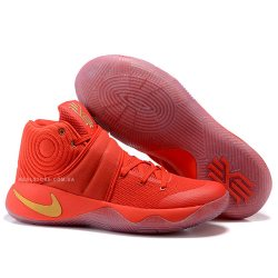 """Кроссовки Nike Kyrie 2 """"Red/Gold/Ice"""""""