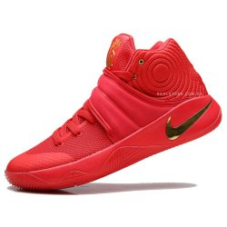 """Кроссовки Nike Kyrie 2 """"Red/Gold"""""""