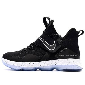"Кроссовки Nike LeBron 14 ""Black/Ice"""