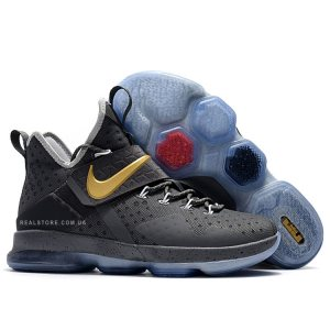 "Кроссовки Nike LeBron 14 ""Dark Grey"""